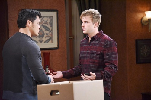 Days of Our Lives Spoilers: John Captures Will at Gunpoint – Locks Him in DiMera Mausoleum