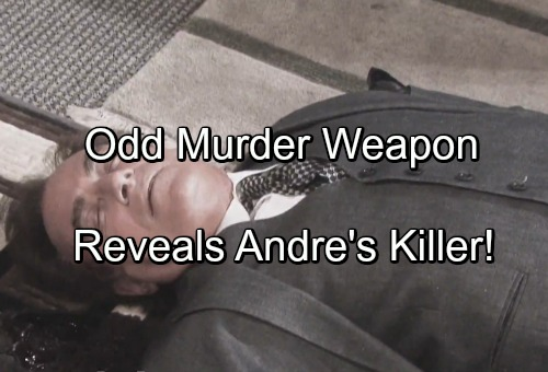 Days of Our Lives Spoilers: Hope and Rafe Catch Andre's Suspected Killer – Strange Murder Weapon Points To Culprit
