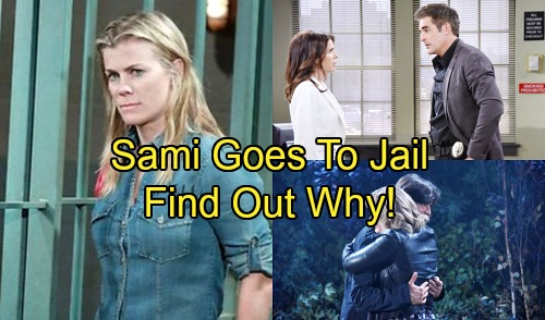 Days of Our Lives Spoilers: Sami Lands Behind Bars, Rafe Blasts Hope for Harsh Arrest – What Did Sami Do?