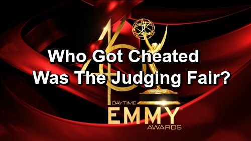Daytime Emmy Awards 2019 Scandals – Who Got Cheated – Was the Judging Fair?
