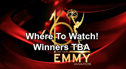 DAYTIME EMMY WINNER: Outstanding Supporting Actress Drama Series
