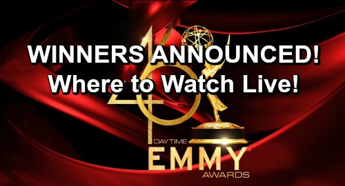The Daytime Emmy Awards 2019: Winners Announced - See Who Won - Y&R Wins Best Drama Series - GH Dominates Acting Prizes
