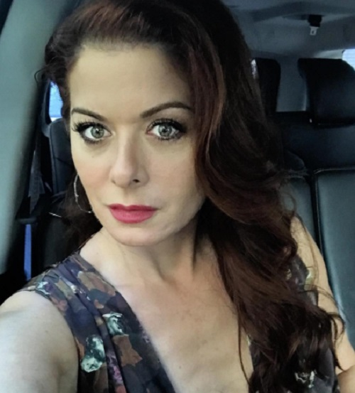 Debra Messing's Lengthy List Of Banned Items At Magazine Event: Diva Alert!