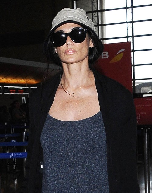 Demi Moore Joining Season 21 of Dancing With The Stars: Jealous of Rumer Willis Winning DWTS Championship?