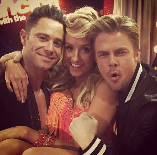 Derek Hough Injury: Dancing With The Stars Pro Juggling Two Jobs - Greed And Exhaustion Caused Accident?