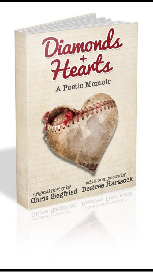 """Desiree Hartsock And Chris Siegfried's Poetry Book """"Diamonds and Hearts"""" - Do You Laugh or Cry?"""