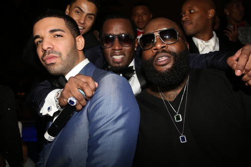 Diddy and Drake Fight: Brawl Over Music Rights and Drake Gets Beat Up, Goes to Hospital!