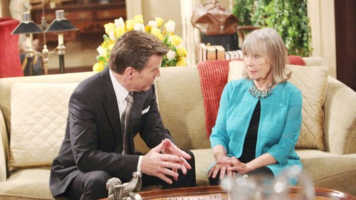 The Young and the Restless Spoilers: Tuesday, March 20 – Victor Outsmarts Thieving J.T. – Lily Sabotages Hilary's Insemination