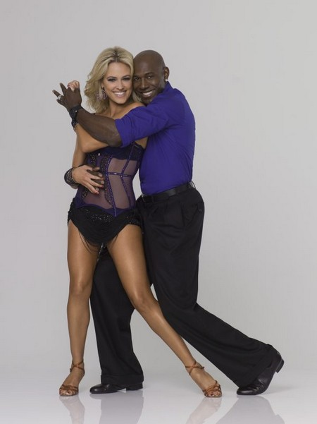 Donald Driver Dancing With The Stars Quickstep Performance Video 3/26/12