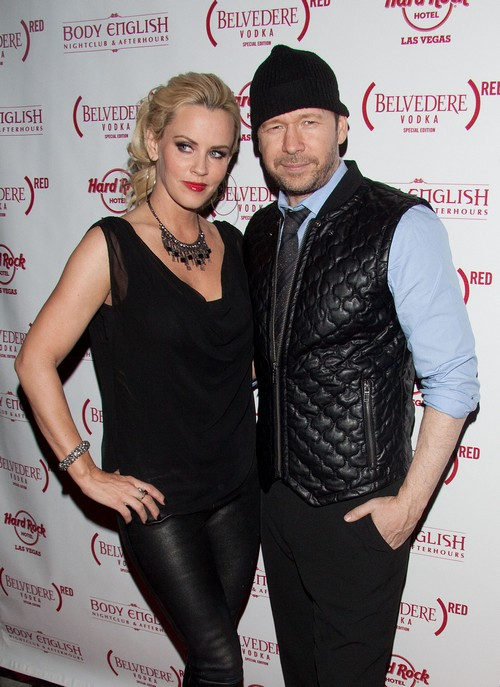Donnie Wahlberg's Jealous Fight Over Jenny McCarthy's Friendship With Ex-Boyfriend Jim Carrey