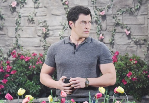 Days of Our Lives Spoilers: Tuesday, April 17 – Lucas Blasts Eve – Paul Shares Secret – New Face of Belle Results Loom