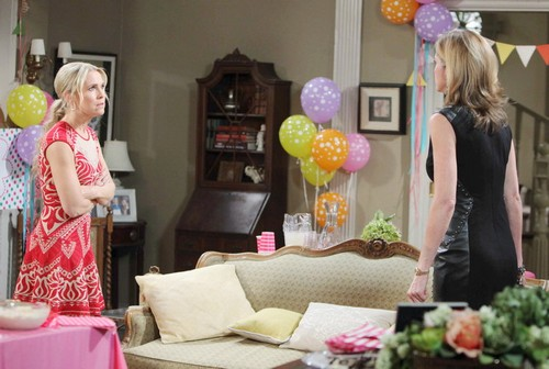 'Days of Our Lives' Spoilers: JJ Destroyed by Paige's Revelation – Adrienne Rips Into Justin – Nicole Throws Xander Off Track