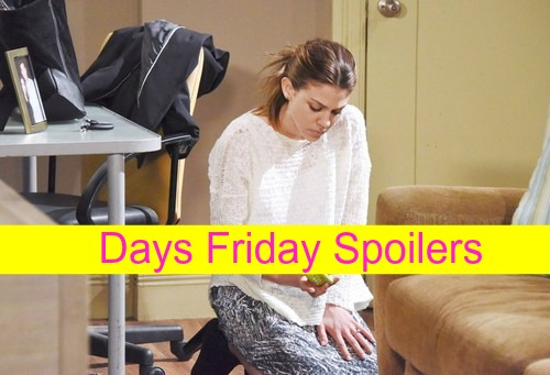 Days of Our Lives (DOOL) Spoilers: Rafe Grills Ben on Chad Beating - Stefano Furious with Abigail - Paul and Sonny Tension