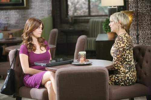 'Days of Our Lives' Spoilers: Brady Clashes with Kim Over Baby – Theresa Threatens Melanie – Serena Fears for Nicole's Life