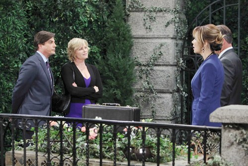 'Days of Our Lives' Spoilers: Brady Rips Into Theresa, No Baby Bonding Yet - Victor Assigns Justin as Kate's Work Partner?