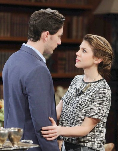 Days of Our Lives Spoilers: Eric Dumps Serena, Chad and Abigail Make Love, Daniel's Shocking Discovery, Eve Battles Jennifer