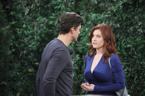 'Days of Our Lives' Spoilers: Serena Caught in Her Lies, Eric Furious – Chad and Abigail Give In To Temptation, Make Love