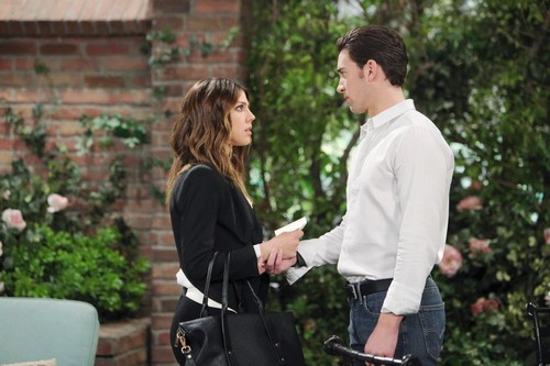 'Days of Our Lives' Spoilers: Stefano Kidnaps Abigail to Prevent Abortion - Drastic Measures if Chad is Baby Daddy?
