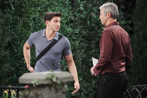 'Days of Our Lives' Spoilers: Is Clyde Killed by Ben and Chad Blamed For Murder? Ben Asks Abigail to Marry