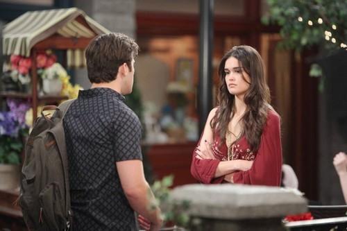 'Days of Our Lives' Spoilers: Victor Gives Xander Orders - JJ Snoops on Kyle – Daniel Breaks Up Chloe and Nicole's Fight