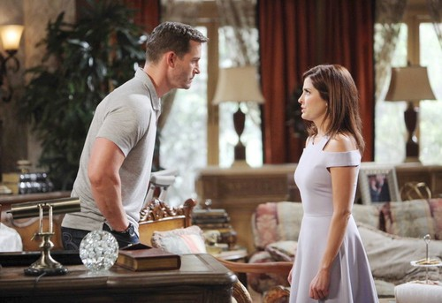 'Days of Our Lives' Spoilers: Aiden Digs Deep on Clyde - Paul Discovers Will's Shocking Secret – Brady Faces Theresa Problem