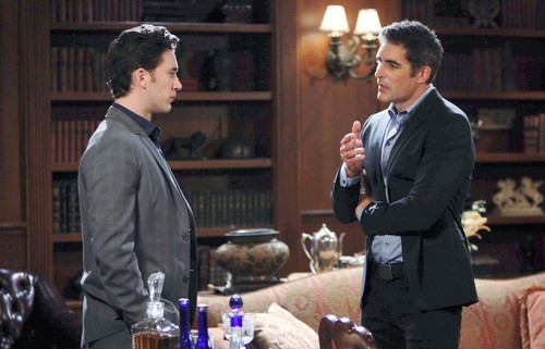 Days of Our Lives (DOOL) Spoilers: Clyde Threatens JJ, Paige's Life at Risk - Serena's Murderer Disputed, Chad Looks Guilty