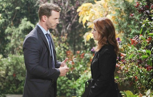 Days of Our Lives (DOOL) Spoilers: Brady Comforts Theresa Over Paige's Murder - Silver Lining to a Terrible Week?