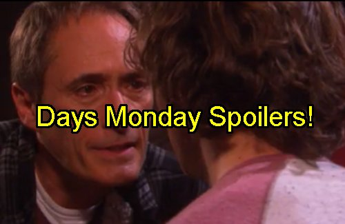 'Days of Our Lives' Spoilers: Marlena, Claire and Kate Caught in Dangerous Scheme – John Showdown with Orpheus and Clyde