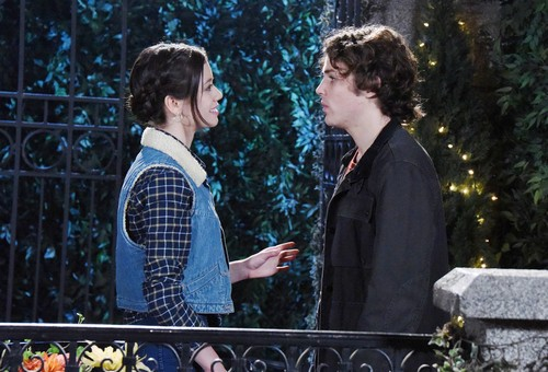 Days of Our Lives Spoilers: Jade Faces Miscarrige Risk After Joey Fight – Theo Suspects Ciara, Claire Love Triangle Mess