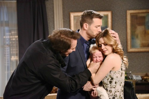 Days of Our Lives Spoilers: Brady Dreams of Theresa, Eve Worries About Medical Crisis – DOOL Love Triangle Kicks Off
