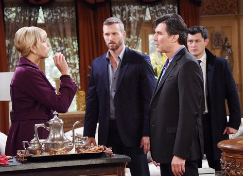 Days of Our Lives Spoilers: Week of February 20 – Surprising Visits, Drastic Action and Shocking Discoveries