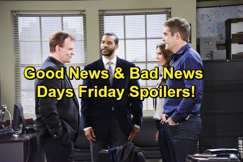 Days of Our Lives Spoilers: Hope Gets Good News and Bad News, Changes at Salem PD – Chad and Abigail Awkward with Gabi