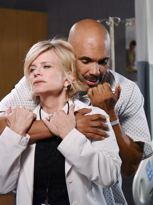 Days of Our Lives Spoilers: Jade's Father Attacks Kayla, Chaos at the Hospital – Steve Vows to Save the Woman He Loves