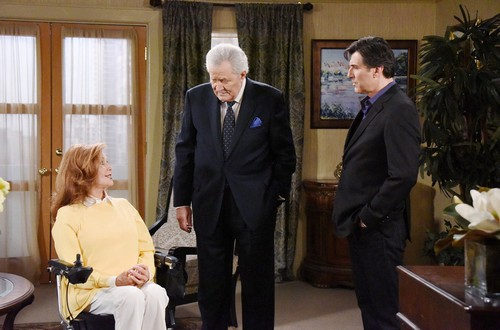 'Days of Our Lives' Spoilers: Week of September 5 – Kidnapping Revelations, Prison Plots and Blasts from the Past