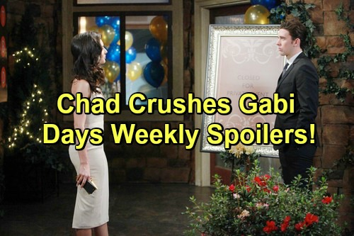 Days of Our Lives Spoilers: Week of March 20 – Painful Confessions, Shocking Schemes and Extreme Danger