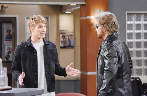 Days of Our Lives Spoilers: Tripp Plots Revenge, Makes Kayla Pay for Ava's Death – Joey Saves Mom, Admits to Murder