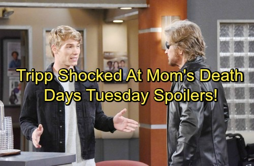 Days of Our Lives Spoilers: Chad's Orders Deimos' Brutal Beating – Tripp Shocked at Ava's Death, Jade Blackmails Joey