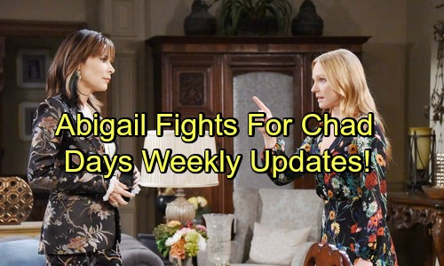 Our Lives Are In Danger Mother With >> Days Of Our Lives Spoilers Week Of April 3 Updates Cruel Traps