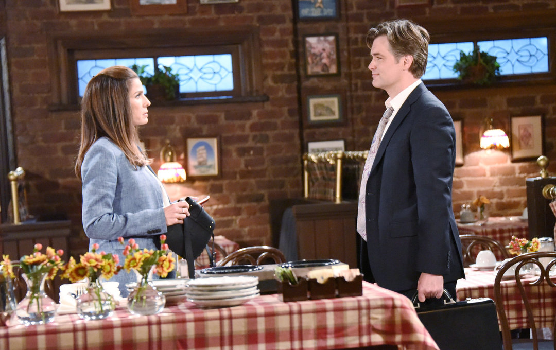 'Days of Our Lives' Spoilers: Chad and Sonny Make Up, Secret Plot Takes Shape – Clyde Ditches Partners for Murder Mission