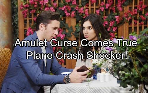 Days of Our Lives Spoilers: Plane Crash Leaves Salemites Stranded – Chad, Gabi, Eli, Lani, JJ, Paul and Sonny Stuck on an Island
