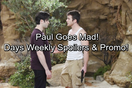 Days of Our Lives Spoilers: Week of June 5 – Deadly Desires, Bold Moves and Fierce Confrontations