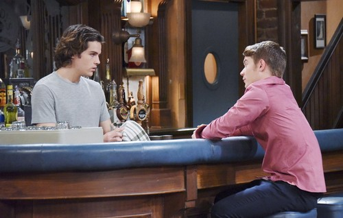 Days of Our Lives Spoilers: Tripp Delivers Next Blow – Chad