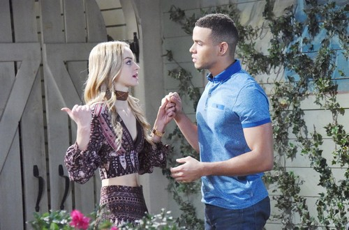 Days of Our Lives Spoilers: Kyler Pettis Out as Theo – First Glimpse of New Ciara in Theo's Final Scenes