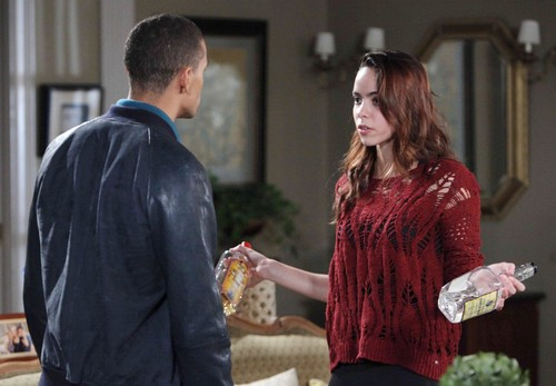 Days of Our Lives (DOOL) Spoilers: Andre Helps Chase Vanish After Rape – Ciara Hides Pain, Hope Notices Odd Behavior