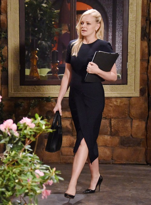 Days of Our Lives Spoilers: Nicole and Chloe Face Off Over Holly – Belle's Back in Town – Teen Tension Erupts