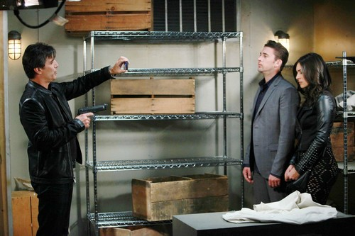 Days of Our Lives Spoilers: Week of January 30 - Lethal Orders, Nasty Brawls and Stunning Secrets