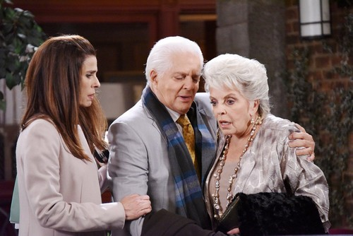 Days of Our Lives Spoilers: Julie Explodes Over Valerie's Confession, Slaps Her for Hiding Grandson Eli