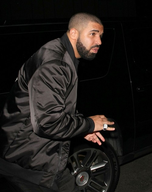 51876311 Celebrities enjoy a night out at The Nice Guy nightclub in West Hollywood, California on October 11, 2015. Celebrities enjoy a night out at The Nice Guy nightclub in West Hollywood, California on October 11, 2015. Pictured: Drake FameFlynet, Inc - Beverly Hills, CA, USA - +1 (818) 307-4813