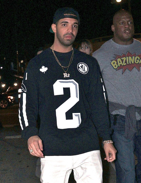 Drake Throws Whiny Fit After Recently Deceased Actor Philip Seymour Hoffman Steals His Rolling Stone Magazine Cover Spot!