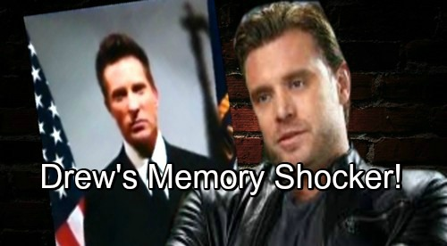 General Hospital Spoilers: Drew's Buried Secrets Spell Trouble – Memory Procedure Twist Turns His Life Upside Down